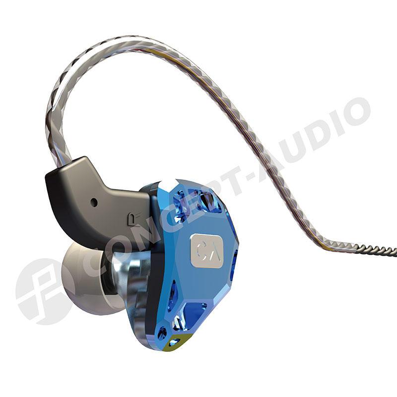 Universal Fit 3D Printing IEM Model Earphone