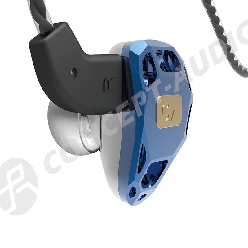 Universal Fit 3D Printing IEM Model Earphone