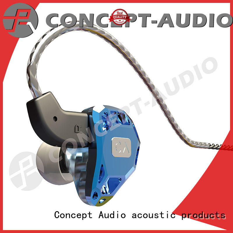 Concept Audio universal earphones in ear monitor for sale