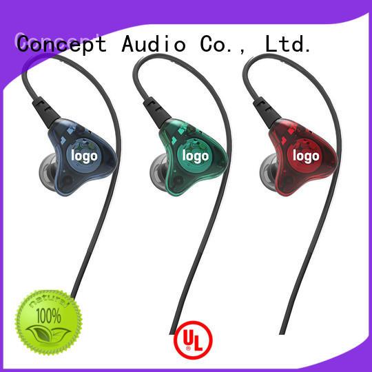 custom fit earphones hot sale for sport Concept Audio
