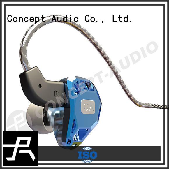 Concept Audio detachable iem headphones manufacturer for sale