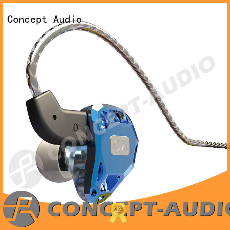Concept Audio in ear iem headphones series for sport