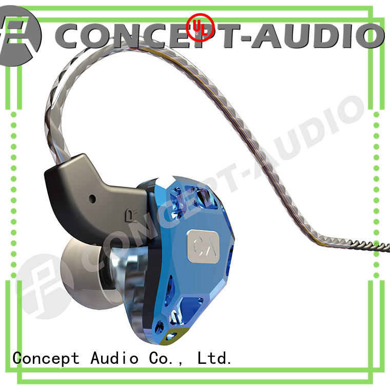 Concept Audio semi custom iem headphones for sport