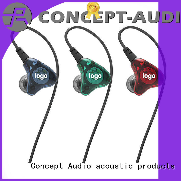 in ear universal earphones with mic for sale