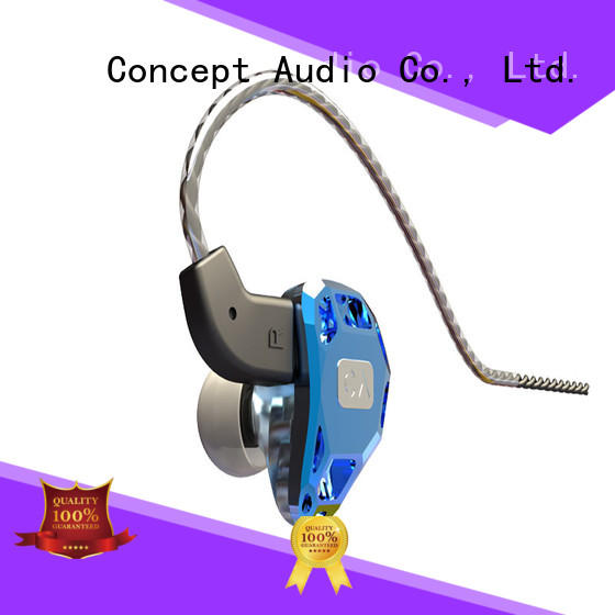 sports Custom earphone headset iem headphones Concept Audio comfortable