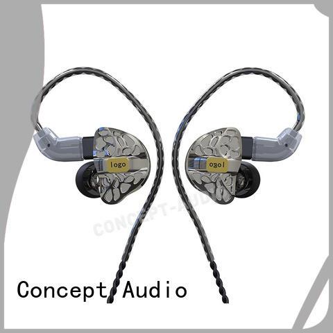 iem universal earphones in ear monitor for sport Concept Audio