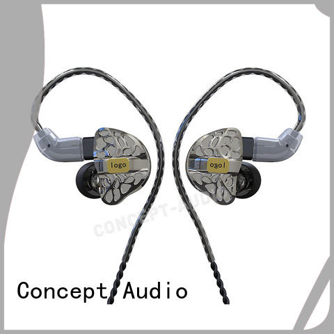 iem universal earphones in ear monitor for sport Concept Audio