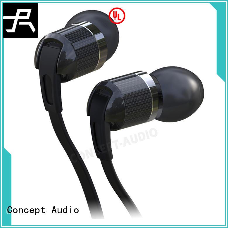 Hot Stereo In-ear Earphone For Sports Hifi Music Headset Comfortable Wear