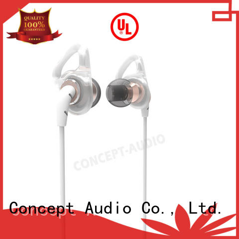 top Metal Wired Earphones bass for mobile phone