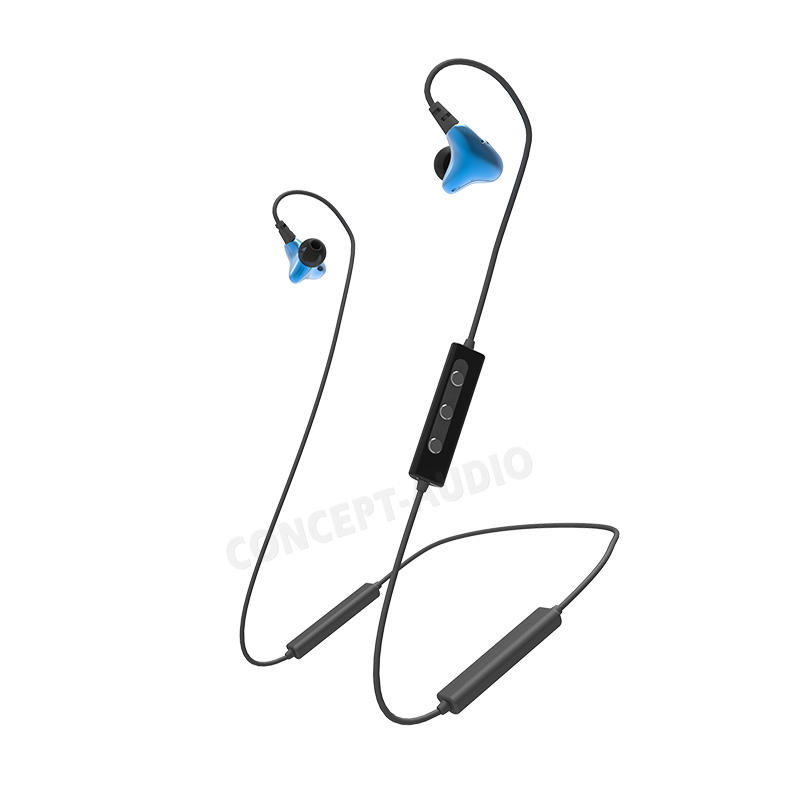 Stereo Wireless Bluetooth Earphone With Mic