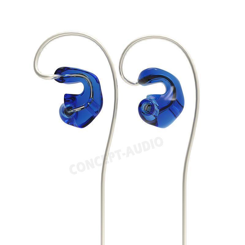 Light Silicone Sports Earphone In-ear Headphone