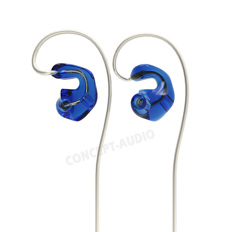 Light Silicone Sports Earphone In-ear Headphone