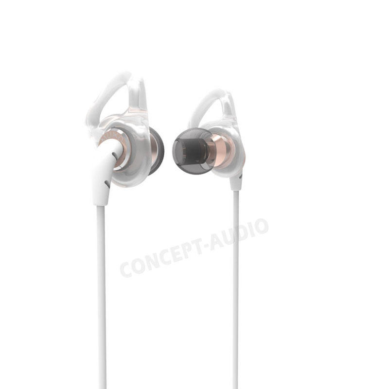 Hot Selling Sport Wired Earphone With  Stable Earhook No Falling Off Waterproof Sweatproof