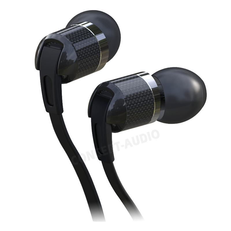 Hot Stereo In-ear Earphone For Sports Hifi Music Headset Comfortable Wear