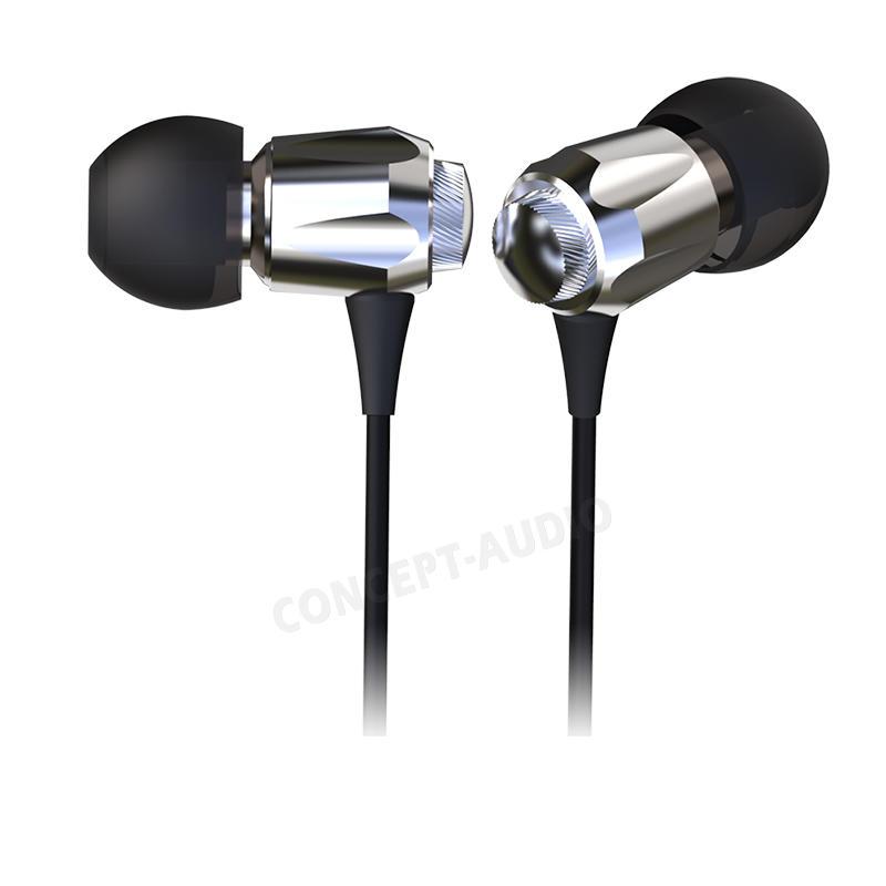 Hot detachable earphone comfortable Concept Audio Brand