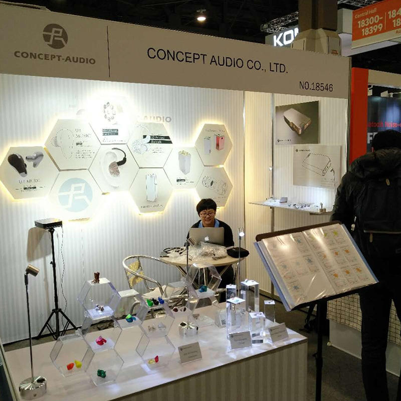 2018.01.09-2018.01.12  CES ( International Consumer Electronics Show )