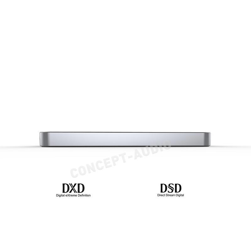 Portable Mini Headphone Amplifier Lightweight  Decoder