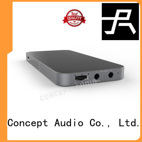 Concept Audio Brand portable decoder best headphone amplifier