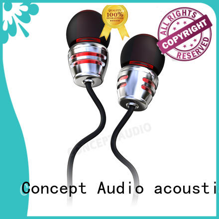 Concept Audio Brand diamond cheap custom earphones music supplier