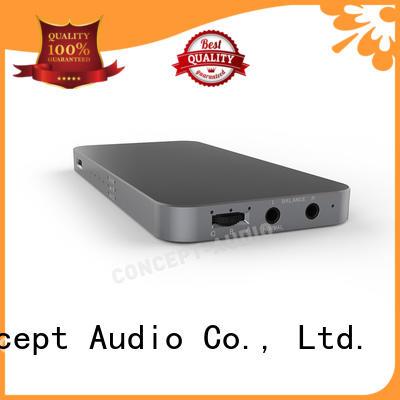 decoder mini lightweight best headphone amplifier Concept Audio Brand