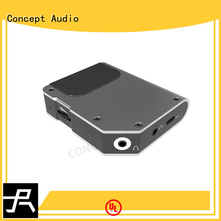Concept Audio bluetooth audiophile media player customized for sale