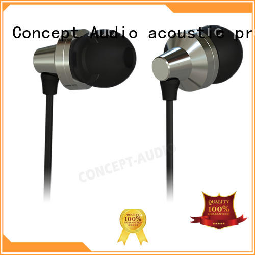 sports light waterproof inear detachable earphone Concept Audio Brand