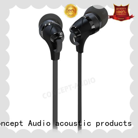 Hot music earphone noise insulation headphone dynamic earpiece
