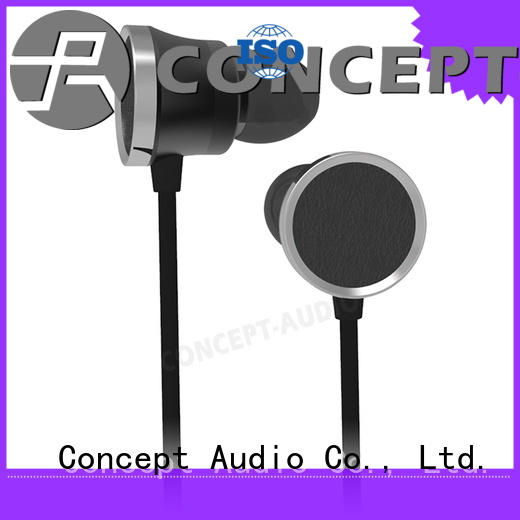 Concept Audio Brand silicone inear custom detachable earphone