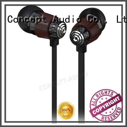 Concept Audio Metal Wired Earphones monitor for sale