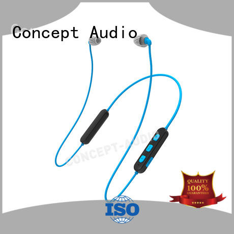 hifi wear silicone comfortable Concept Audio Brand wired earphone supplier