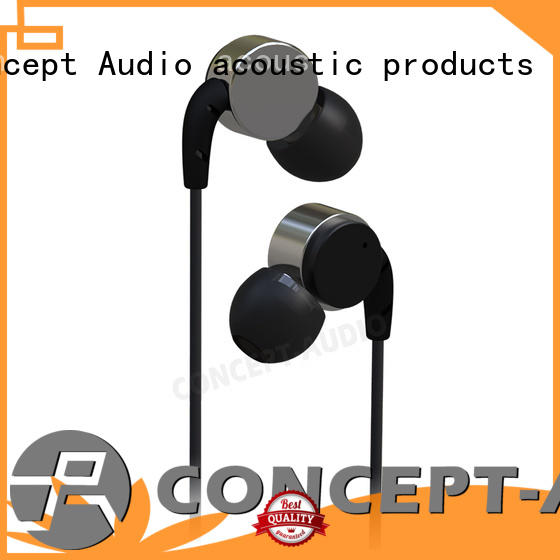 bluetooth wear sports OEM wired earphone Concept Audio