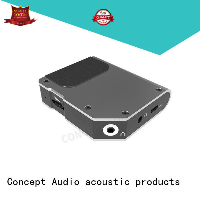 custom media player full Concept Audio Brand music media player