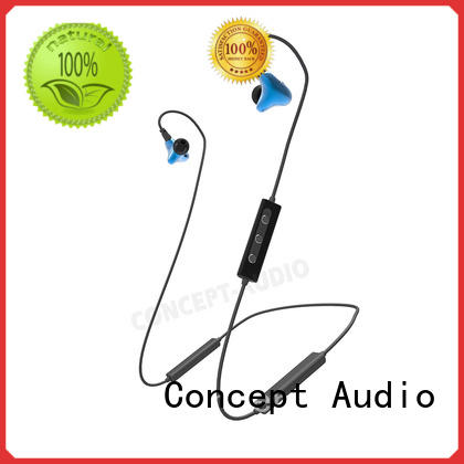Custom quality bluetooth headset sport stereo Concept Audio
