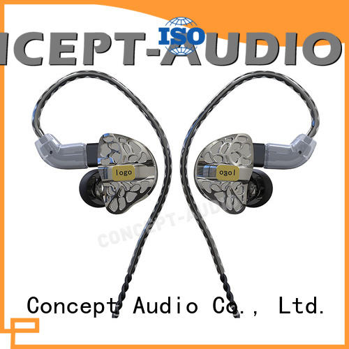 custom fit earbuds universal iem Bulk Buy waterproof Concept Audio