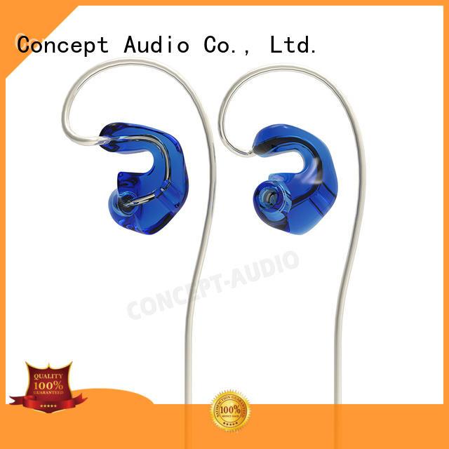 universal earphones series for mobile phone Concept Audio