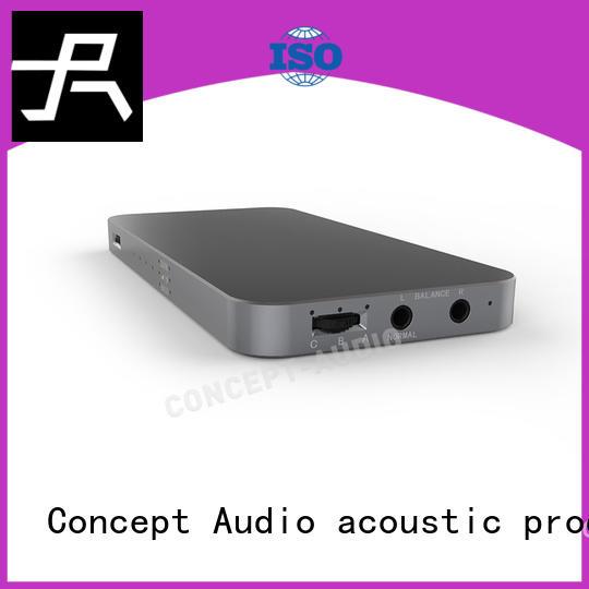 Hot bass best headphone amplifier high resistance Concept Audio Brand