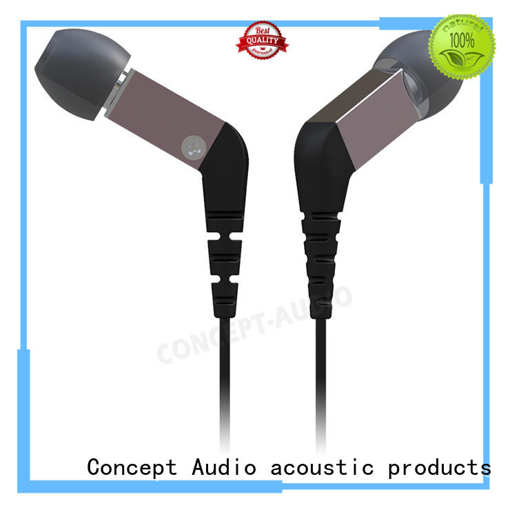 comfortable bluetooth inear detachable earphone Concept Audio manufacture