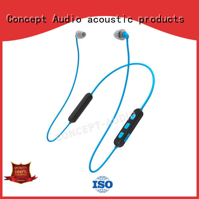 sport dynamic earpiece bluetooth headset sport stereo Concept Audio Brand