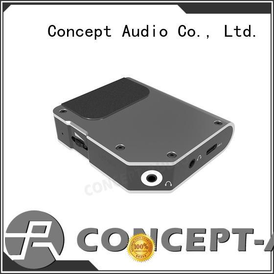 dac powerful media music media player bluetooth Concept Audio