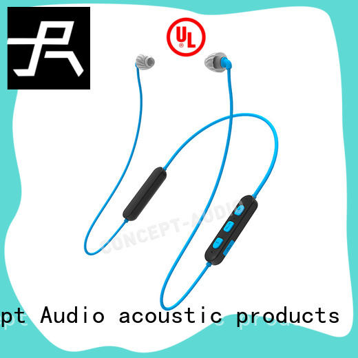 stereo bluetooth headset sport with mic for listening music