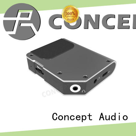 Concept Audio bluetooth Mini HD media player with usb dac for mobile phone