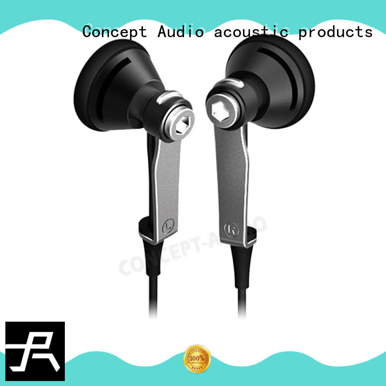 high quality high end earphones earpiece for mobile phone Concept Audio