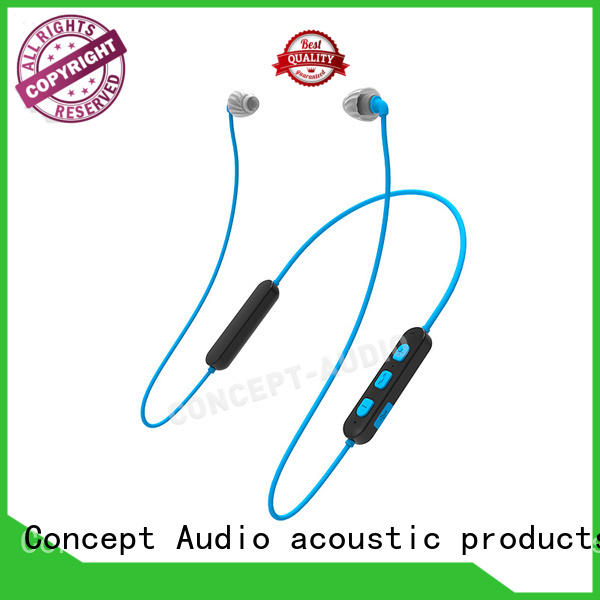 Concept Audio light waterproof bluetooth earbuds hot sale for listening music
