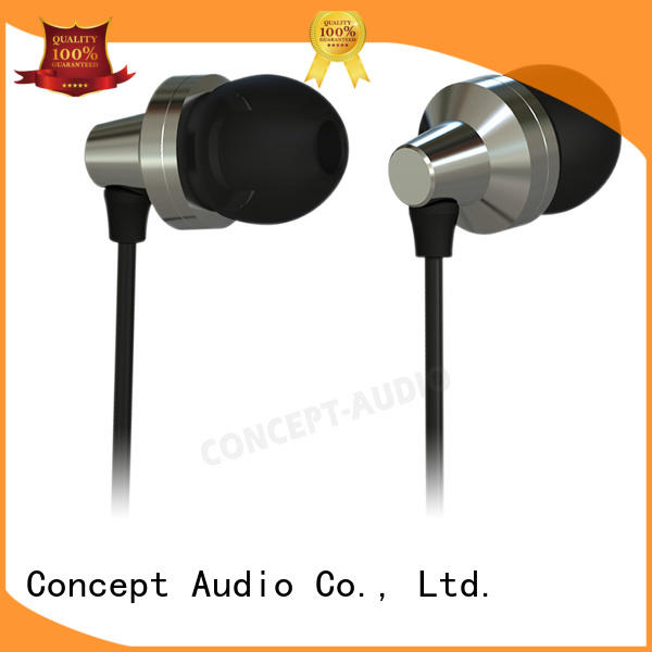 Concept Audio Brand light waterproof detachable earphone bluetooth