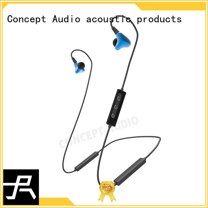 Concept Audio wireless bluetooth sports earbuds for sale