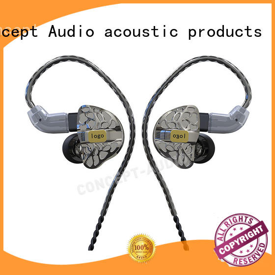 Concept Audio silicone custom fit earphones series for sale
