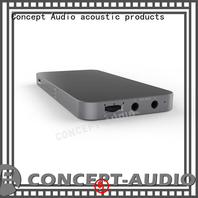 Concept Audio Brand portable mini powerful best headphone amplifier high resistance