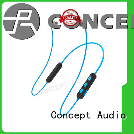 detachable earphone sports silicone wired earphone manufacture