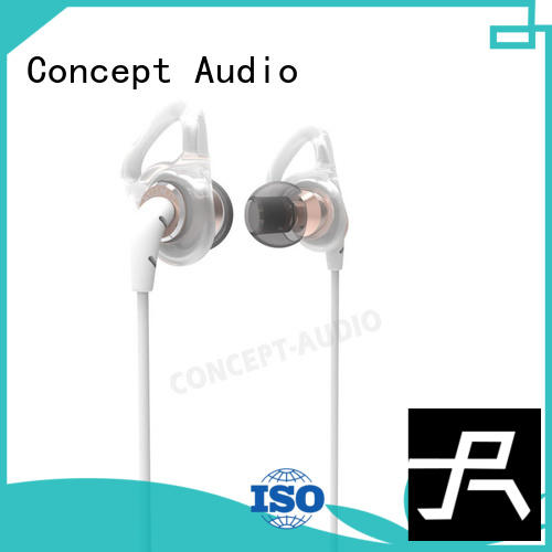 sports bluetooth detachable earphone Concept Audio manufacture