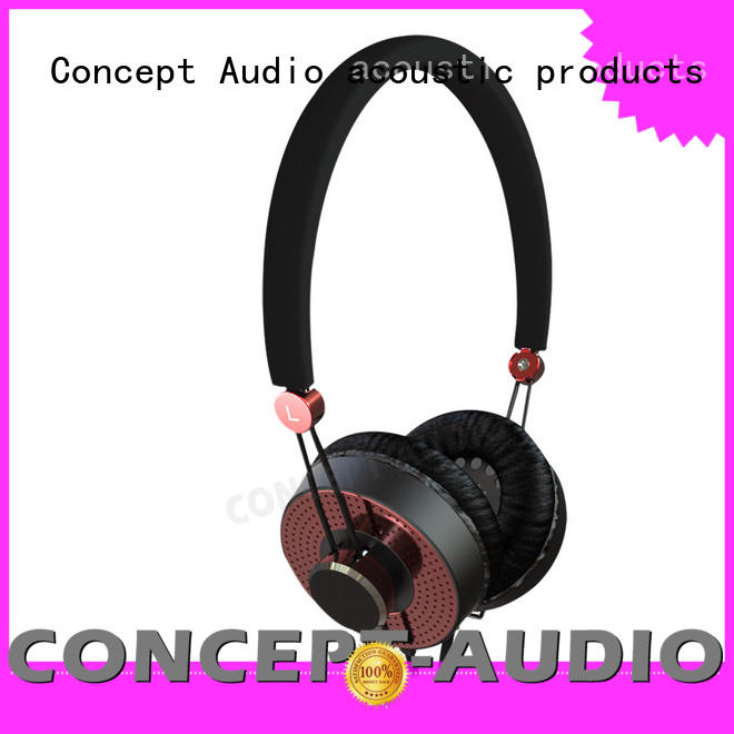 Concept Audio Brand comfortable off cheap custom earphones headphones